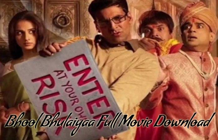 Bhool Bhulaiyaa Full Movie Download