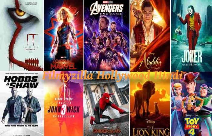 Filmyzilla Hollywood Hindi Films