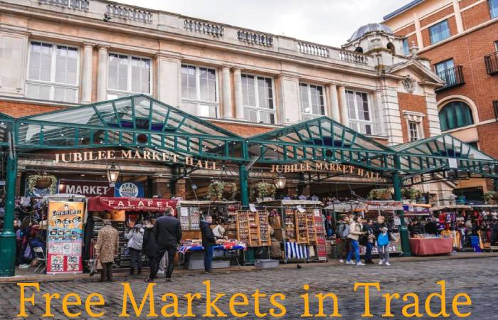 Free Markets in trade