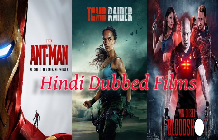 Hindi Dubbed Films