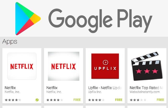 Netflix on Google Play