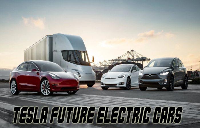 Tesla future cars