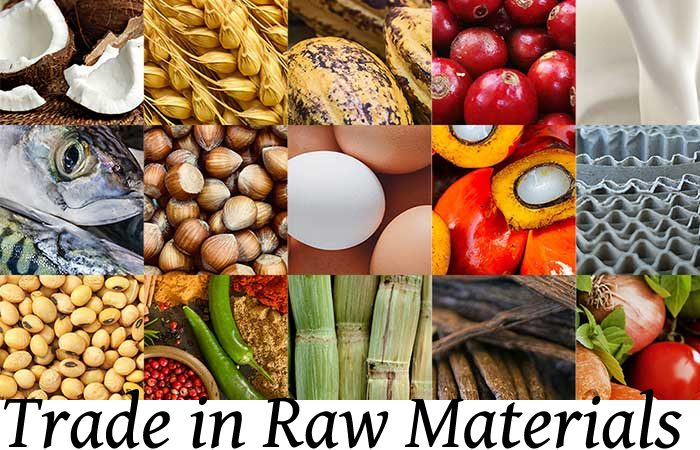 Trade in Raw Materials (1)