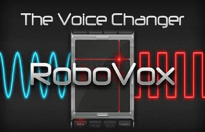 RoboVox voice changer