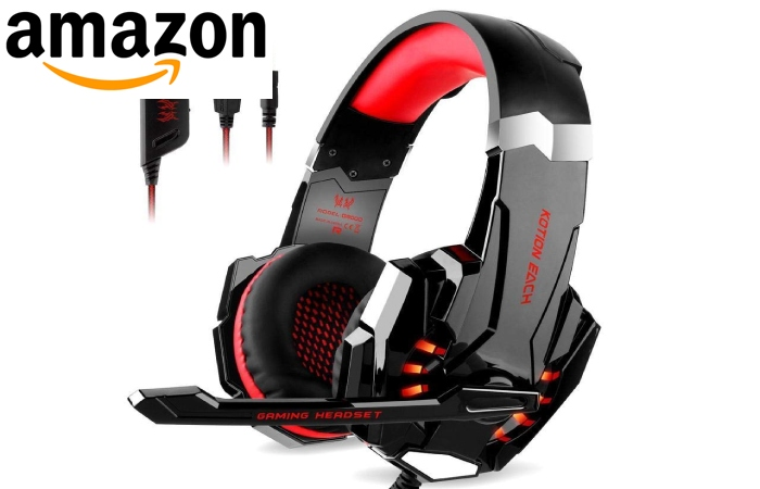 Voice Changer G9000 gaming headset