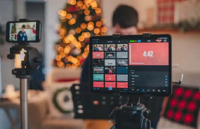 the best applications to broadcast live